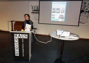 Vortrag Prof. Dr. Petra Lohmann 26.2.2016